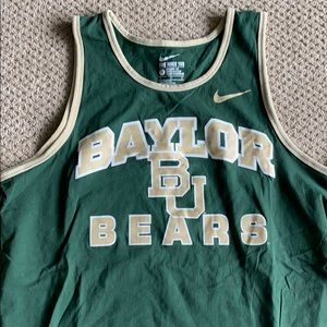 Nike Shirts - Baylor Tank Tops